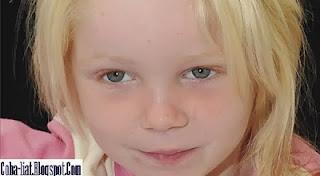 Kasus Penculikan Gadis Pirang Hebohkan Dunia