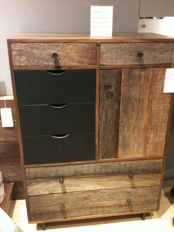 We Are In Desperate Need Of An Armoire And This Strikingly Rustic Behemoth  From Crate U0026 Barrel Gets The Balance Right Between The Feel Of Slick Modern  And ...