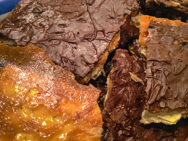 Simply&Sincerely Food: Chocolate Covered Caramelised ...