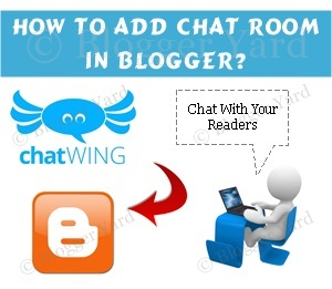 Chat Room For Blogger