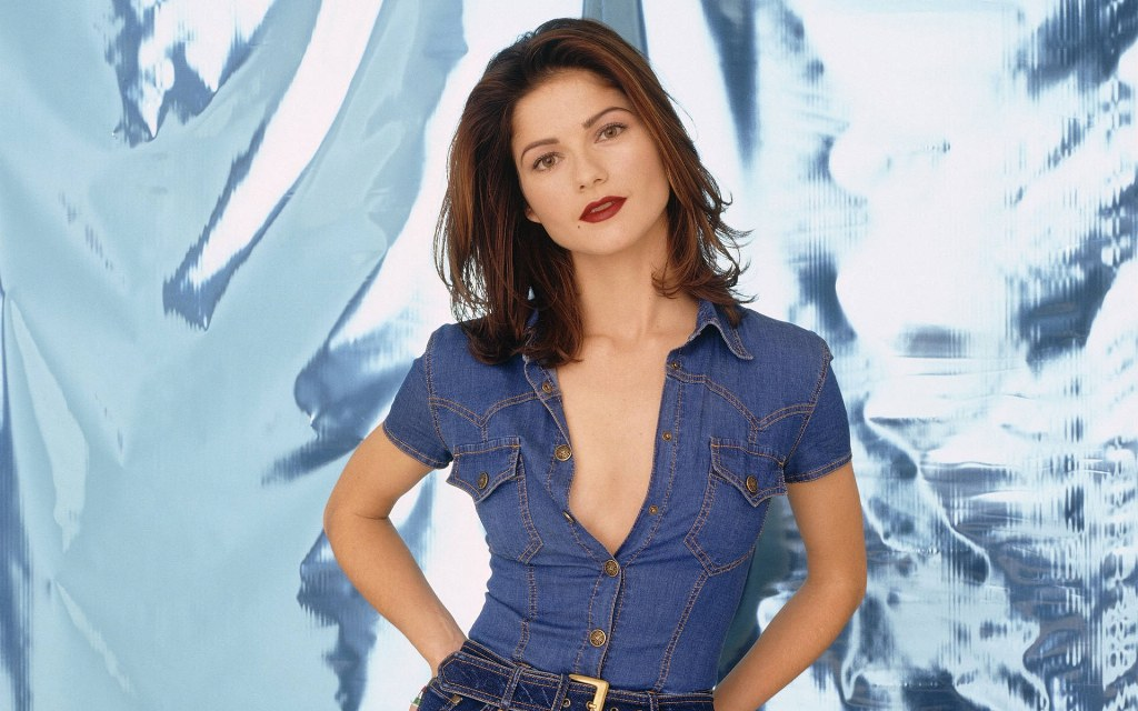 Hollywood Actress Gallery Jill Hennessy Wallpaper Gallery