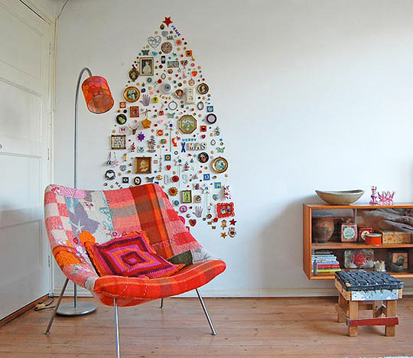 Modern DIY Christmas Tree