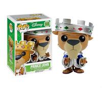 Funko Pop! Prince John ASIA