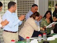 Invitada a ser  Jurado del tema ambiental en la convocatoria de INJUV, TIJUANA, 2010.