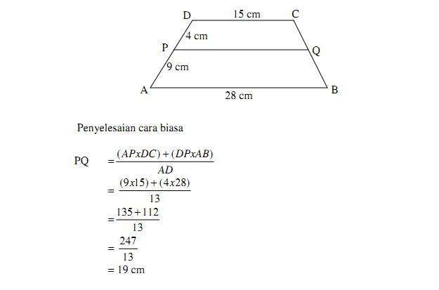 Rumus Matematika Praktis Untuk Smp kelas 9