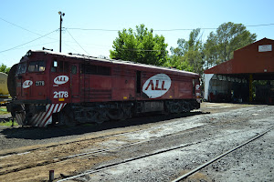 Alco FPD9 2178