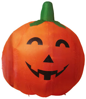 Enter the Harvest Pumpkin Airblown Inflatable  Halloween Giveaway. Ends 10/14