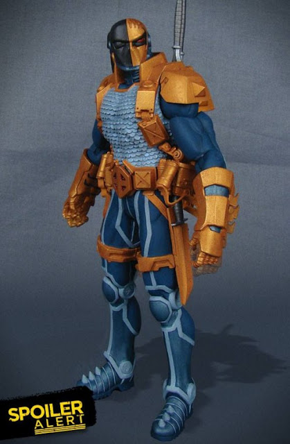 DC Collectibles New 52 Deathstroke Figure