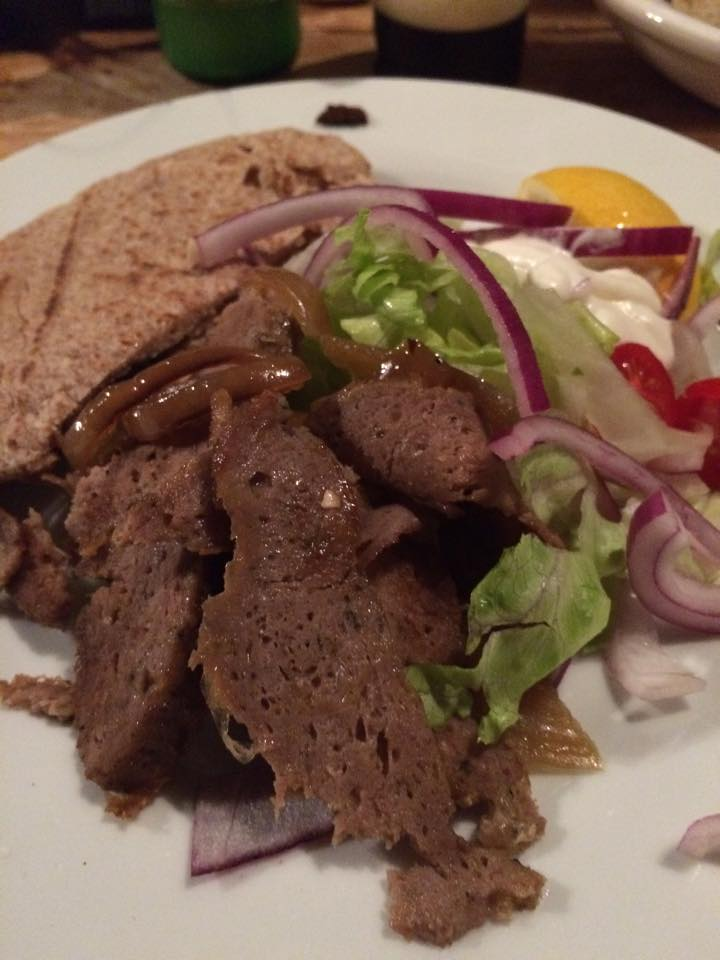 Rachel's Foodie Bite: Slow cooker home made doner kebab