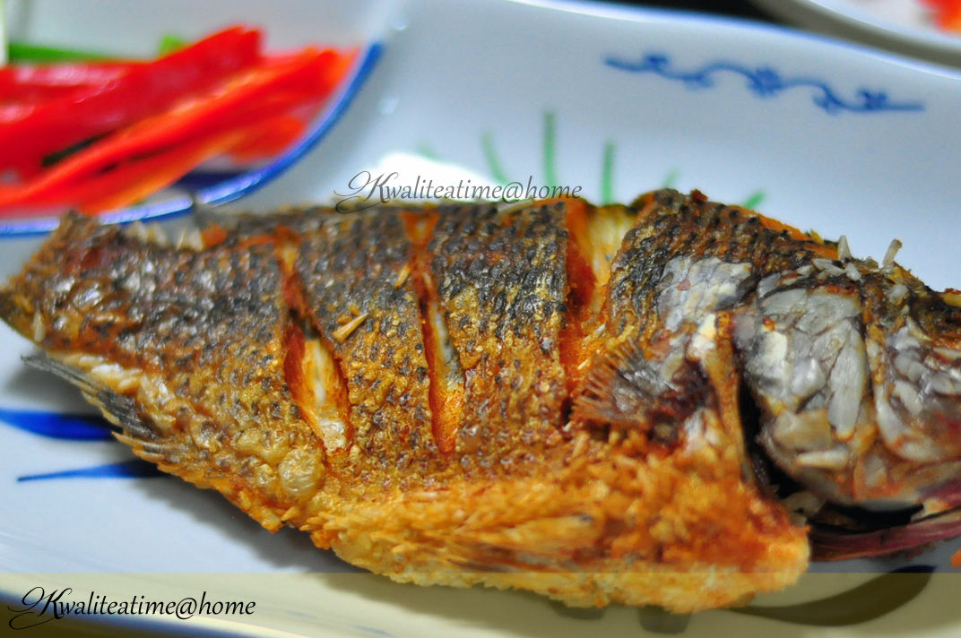 how to prepare fish sauce at home