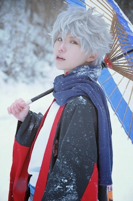 gintoki cosplay - photo #4