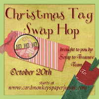 Scraps to Treasure Blog Hop