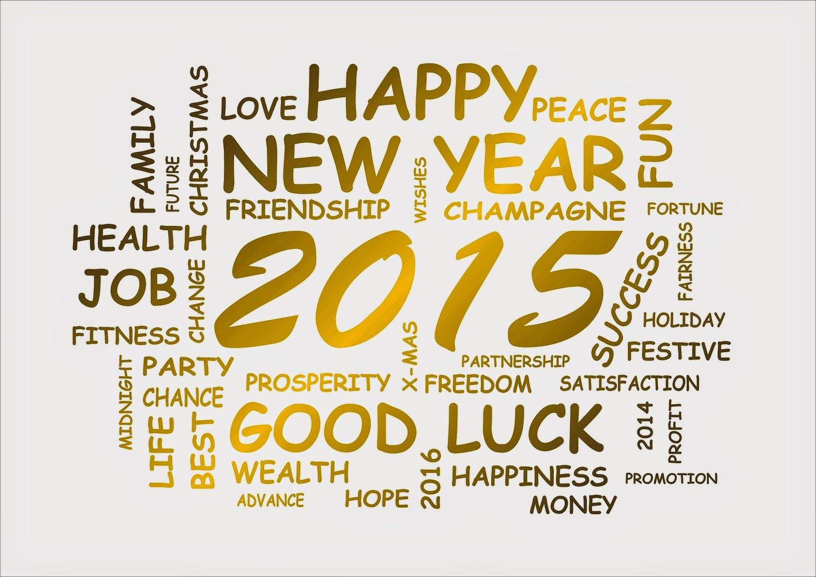 أجمل بطاقات تهنئة بالعام الميلادى الجديد 2015 صور وكروت بمناسبة رأس السنة