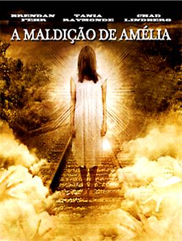 Filme Poster A Maldição de Amélia DVDRip XviD Dual Audio & RMVB Dublado