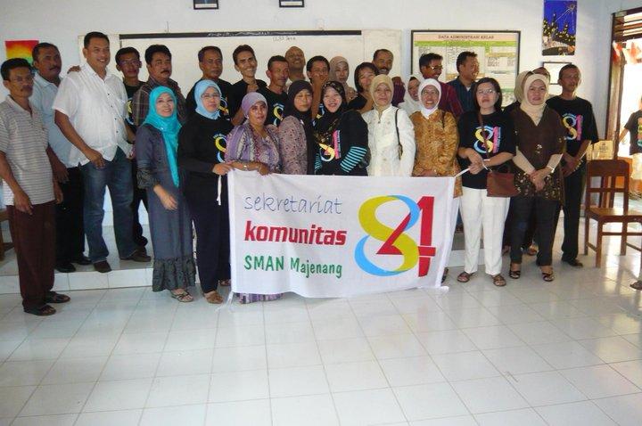 komunitas alumni84 SMAN Majenang