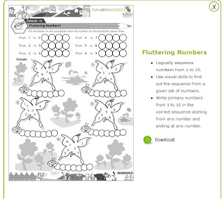 Free Maths Worksheets for Kindergarten to Grades 1, 2, 3 & 4 | Cool ...