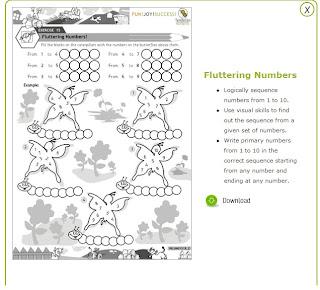Free Maths Worksheets for Kindergarten to Grades 1, 2, 3 & 4 | Cool ...