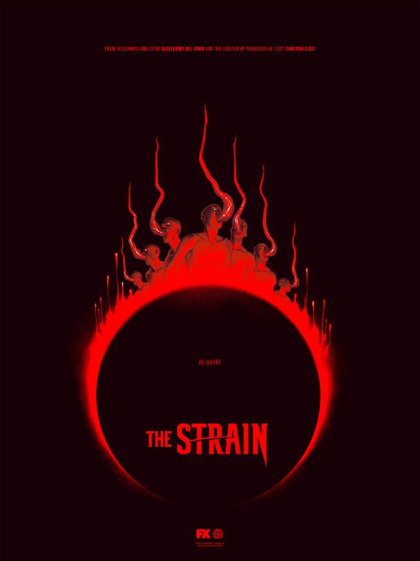 The Strain, Strigoi, vampiri, Guillermo del Toro, serie tv, tv, Mia Maestro, Kevin Durand, Corey Stoll, David Bradley, horror, recensione