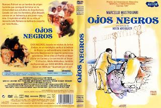 Ojos Negros 1987 | Caratula | Cine clásico
