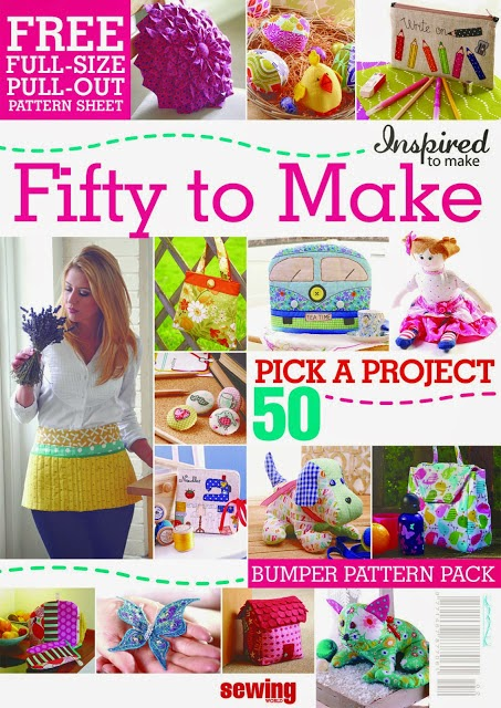 Fifty to Make Bookazine