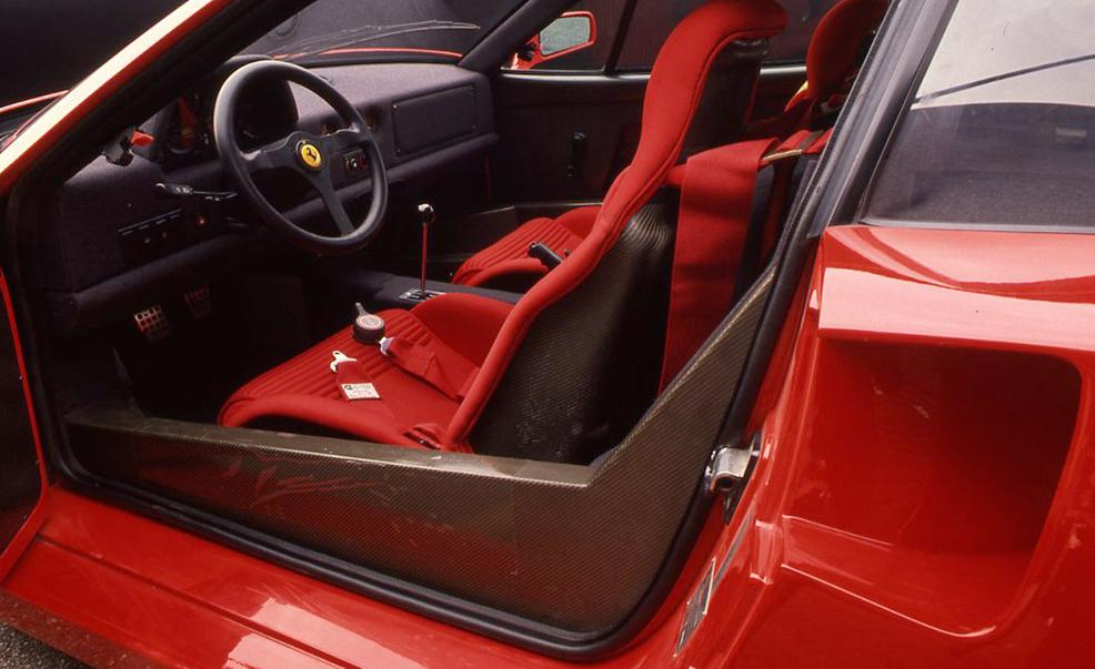 Trust Me Im An Engineer About Ferrari F40 It Was The First