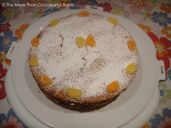 Calendar Cakes Challenge June 2012 - The More Than Occasional Baker