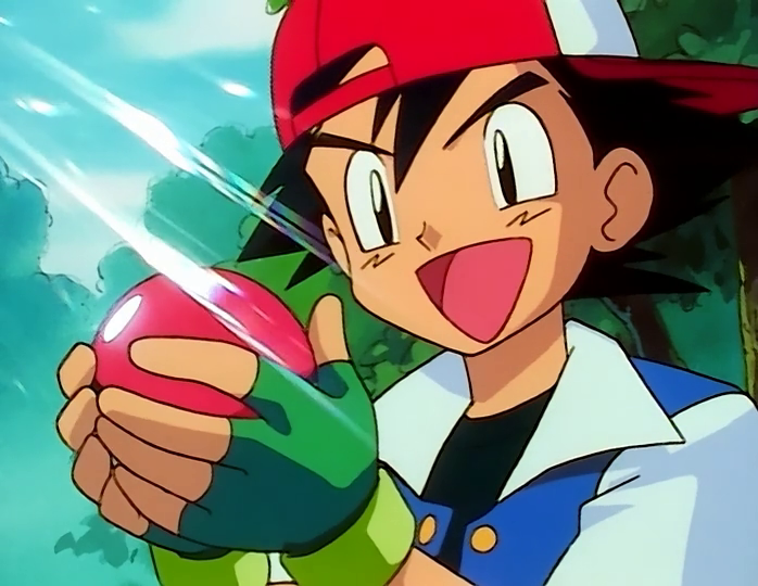 The Field Guide to Pocket Monsters: EP003 - Ash Catches a ...