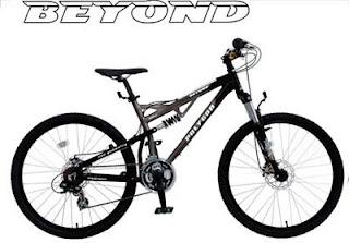 Sepeda Polygon BEYOND
