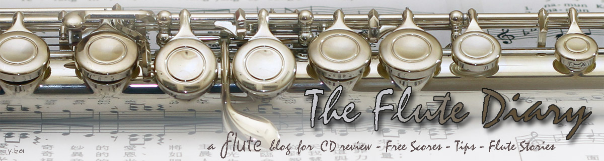 The Flute Diary