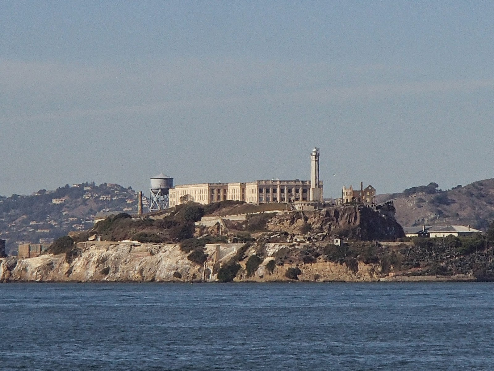 Alcatraz | Navigating Hectivity by Micki Bare
