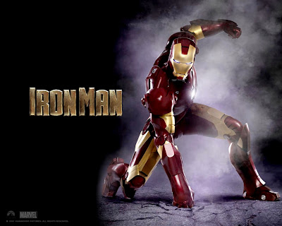 Iron Man marvel poster