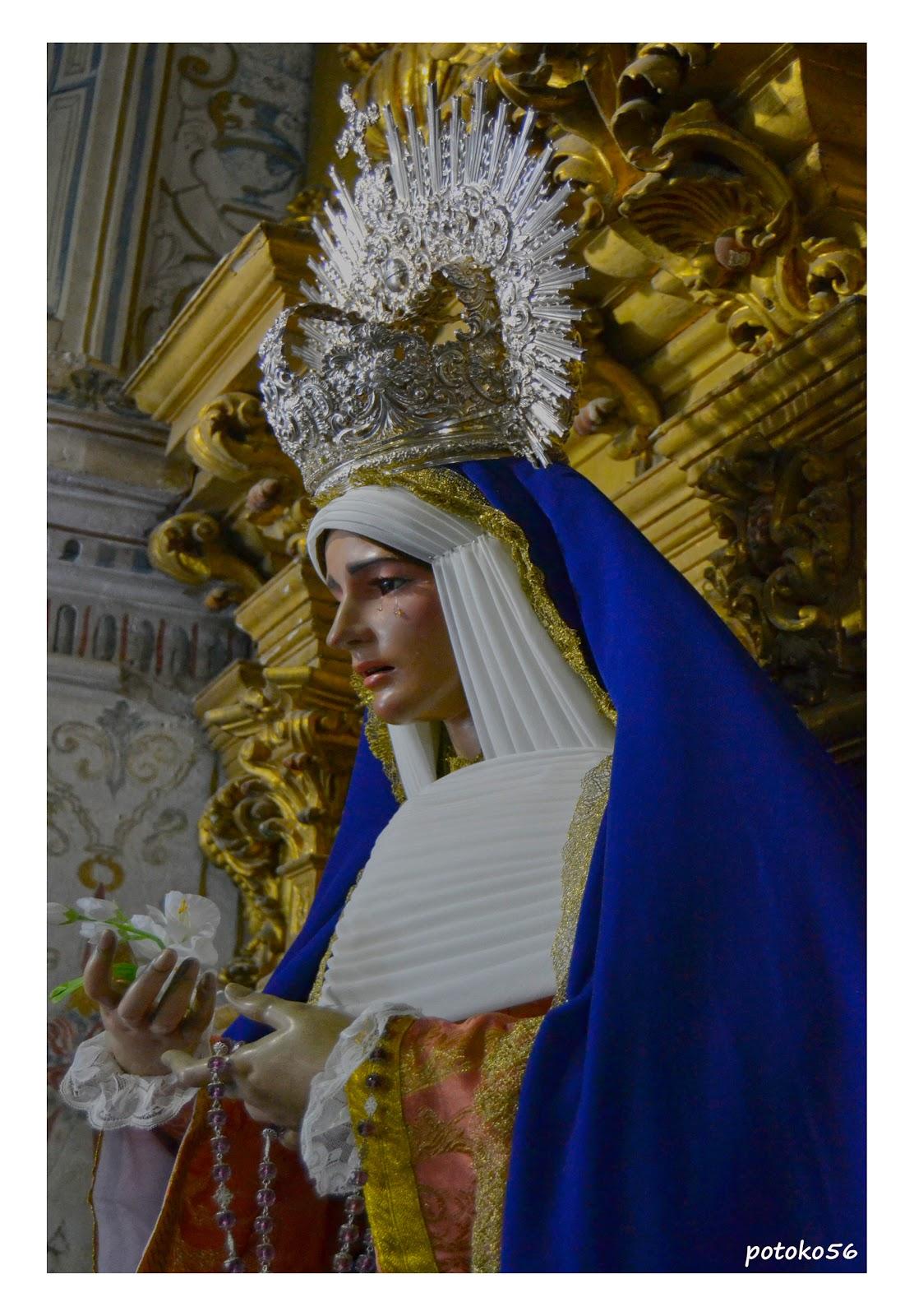 Virgen de la Amargura (Parróquia de Ntra Sra. de la O Rota