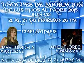 Neuquen, Argentina: Bo Z1, MNZ3, Casa 11, Iglesia CASA DE DIOS