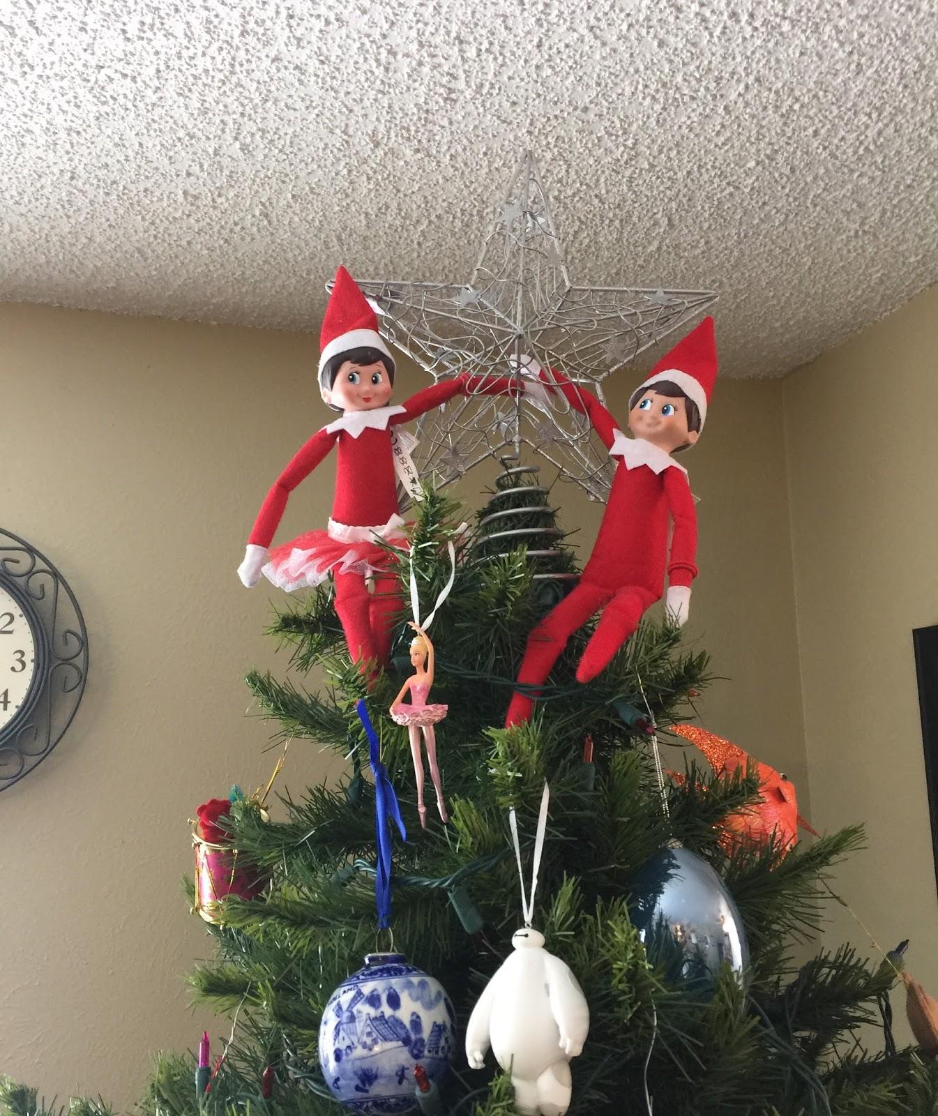 More Elf Pranks and Ideas