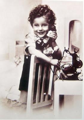 foto vintage niños
