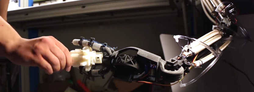 Softer Materials Could Lead to More Human Robots