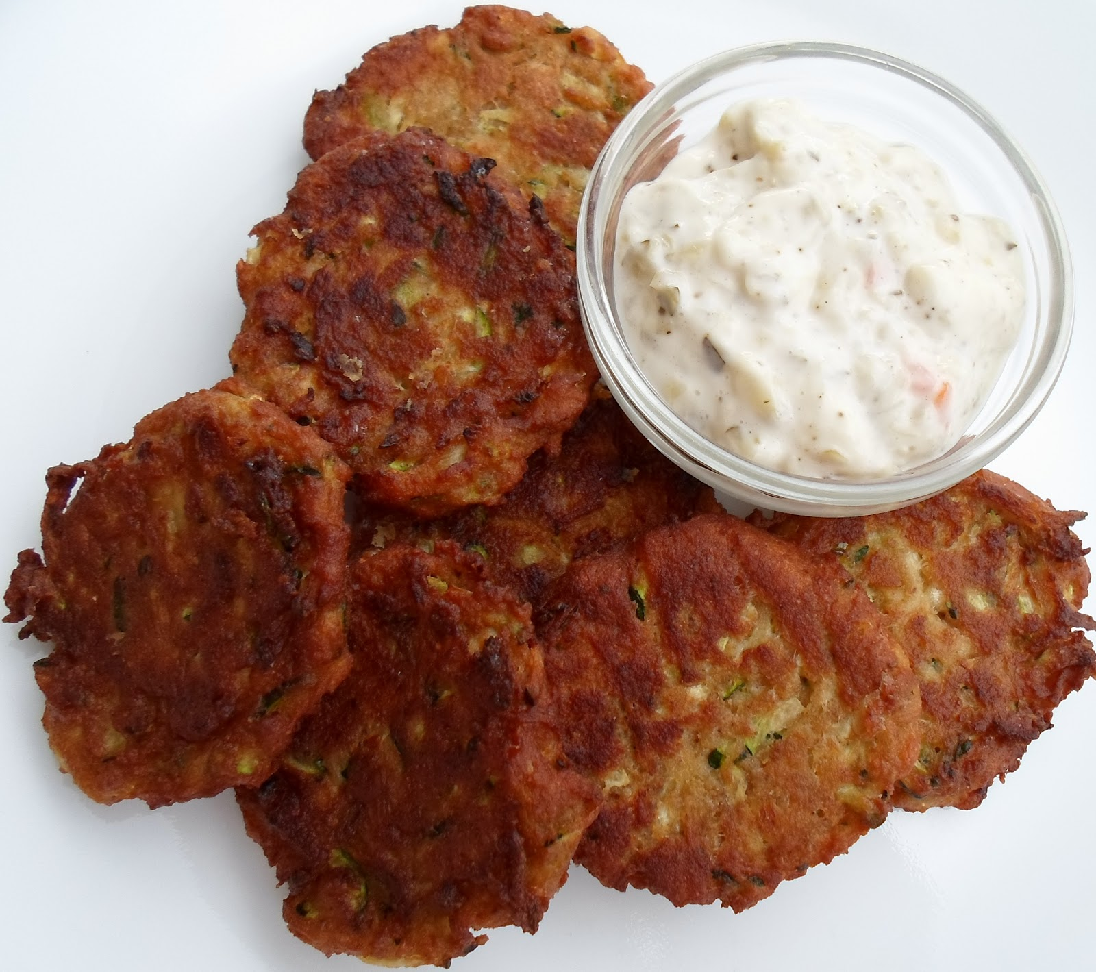 Faux crab cakes recipe