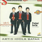 CD Musik Album Simbolon Kids