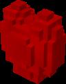 Un corazón de vida que se puede encontrar por el mundo en Minecraft - Hearth Crystals 1.7.10