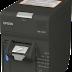 Printer die full-colour waardebonnen afdrukt
