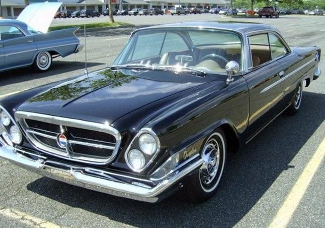 Chrysler 2015 1962 Chrysler 300h