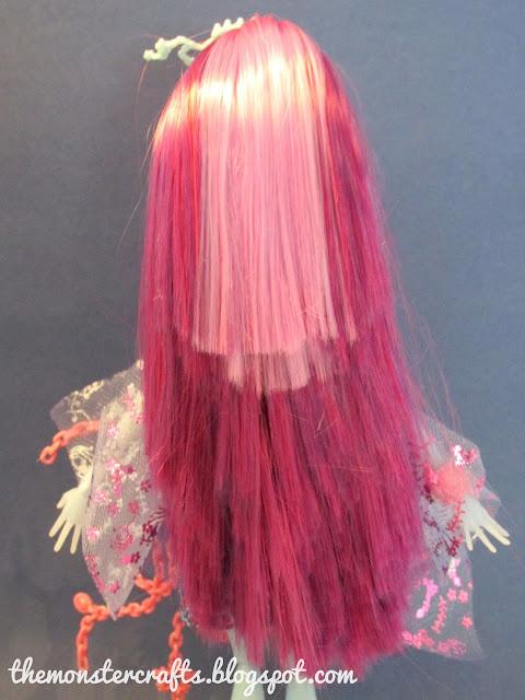 Kiyomi Haunterly review hair