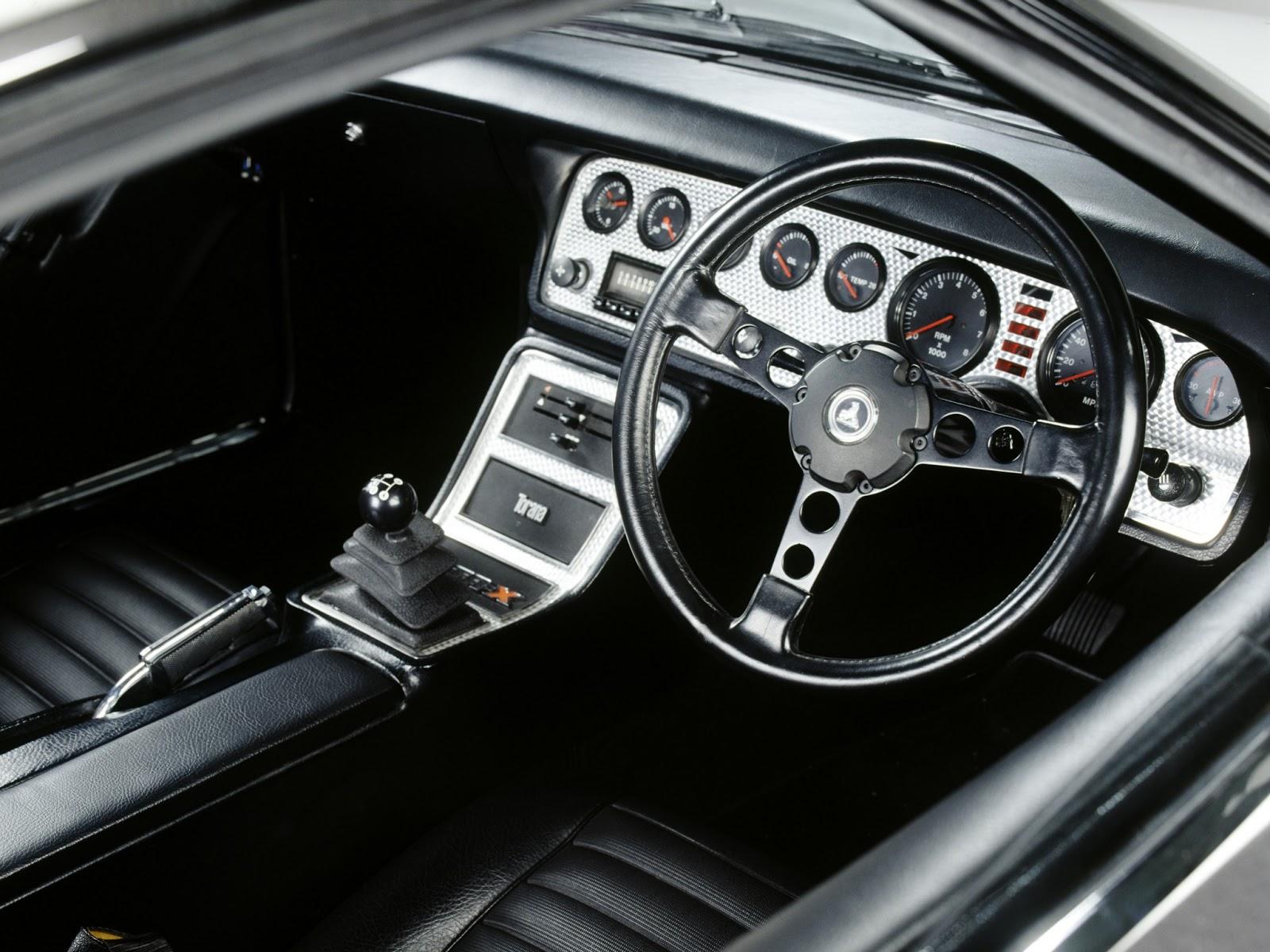 Fab Wheels Digest  F W D    1970 Holden Torana Gtr