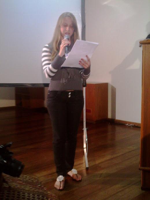 Aliny faz leitura de Carta ao Governador: criação de Fundo de SAN