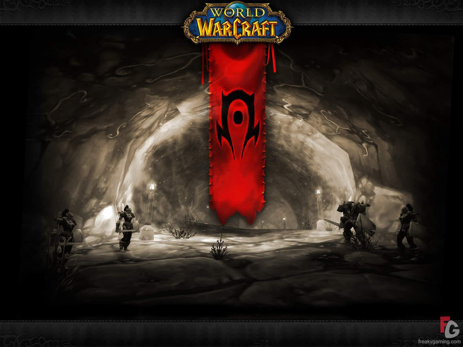 Wallpaper Wow Horde | hd wallon