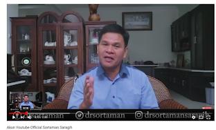 Media Penghubung Dr Sortaman Saragih SH MARS