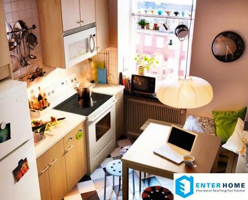 hướng phong thủy cho nhà bếp phải chú ý đến mệnh