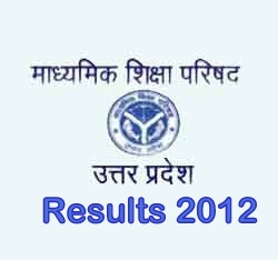 UP Board Intermediate 12th result 2012, Uttar Pradesh 12th Results Online