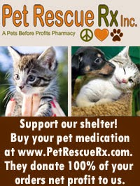 SHOP PET MEDS TO BENEFIT TLC!