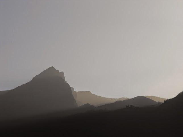 Pico del Valle desde Arafo
